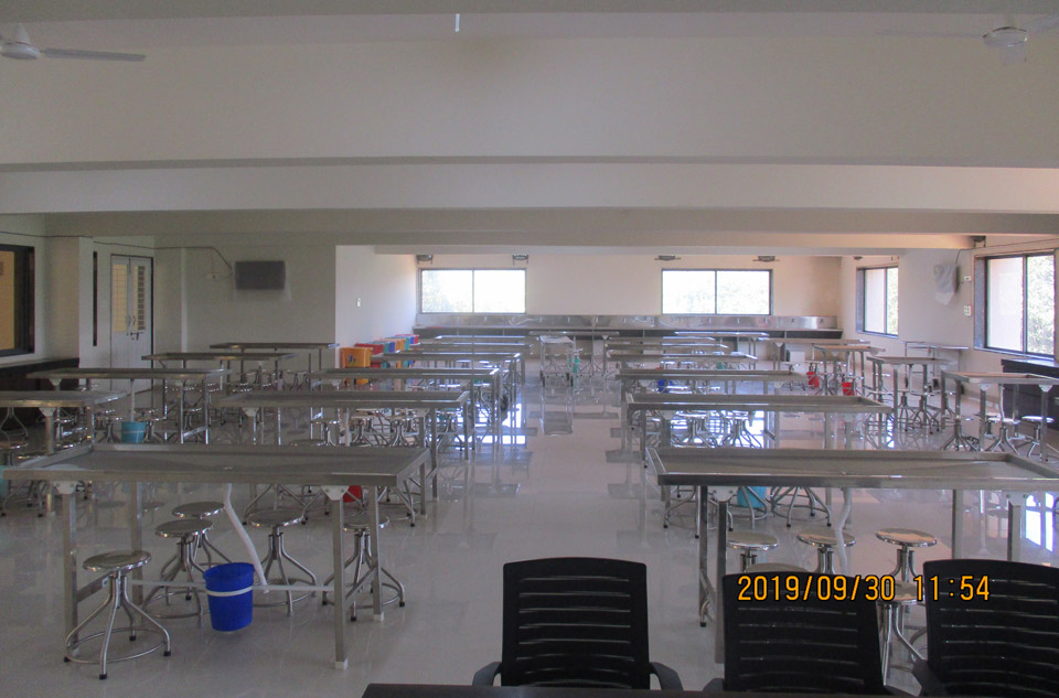 Desection Hall